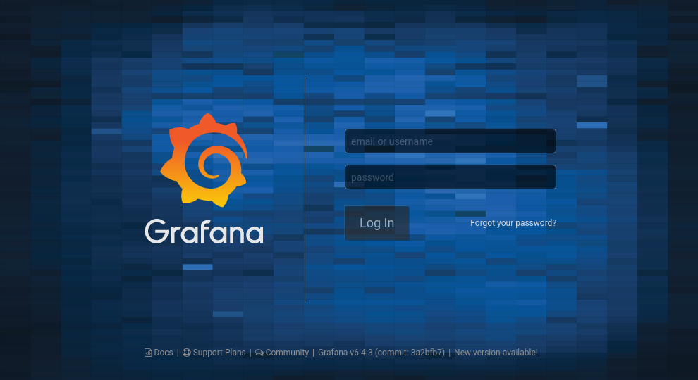 Grafana 6.4.3 Arbitrary File Read