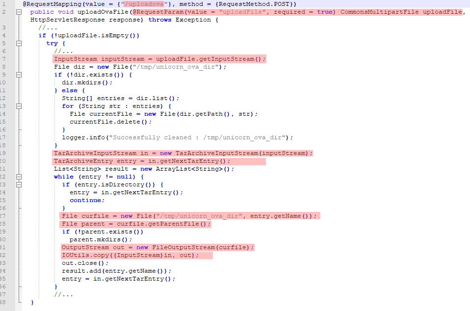 Несанкционированный RCE в VMware vCenter